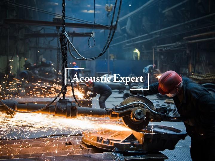 เครื่องจักรโรงงานเสียงดัง แก้ปัญหาได้อย่างไรบ้าง?