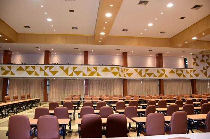 ตกแต่งห้องประชุมอย่างไร  ให้สวยน่าใช้และไร้ปัญหาเสียงก้องในคราวเดียว