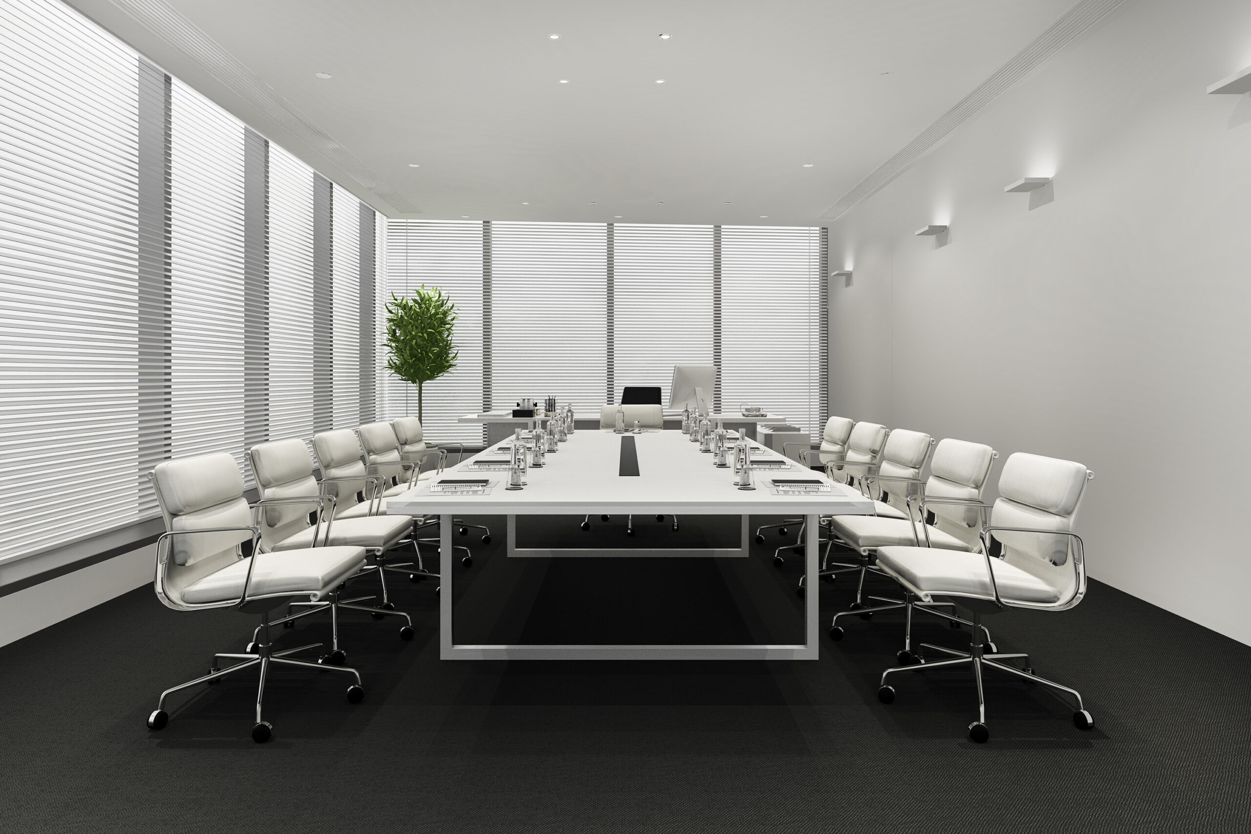 แผ่นซับเสียง ห้องประชุม